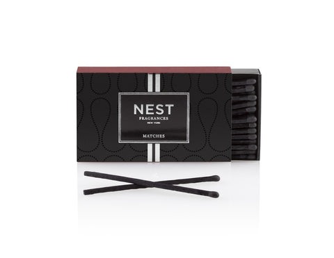 Matchbox Set design by Nest Fragrances