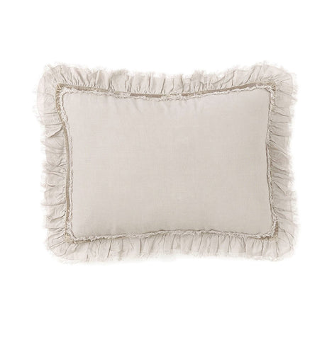 Mathilde Big Pillow with Insert in multiple colors by Pom Pom at Home