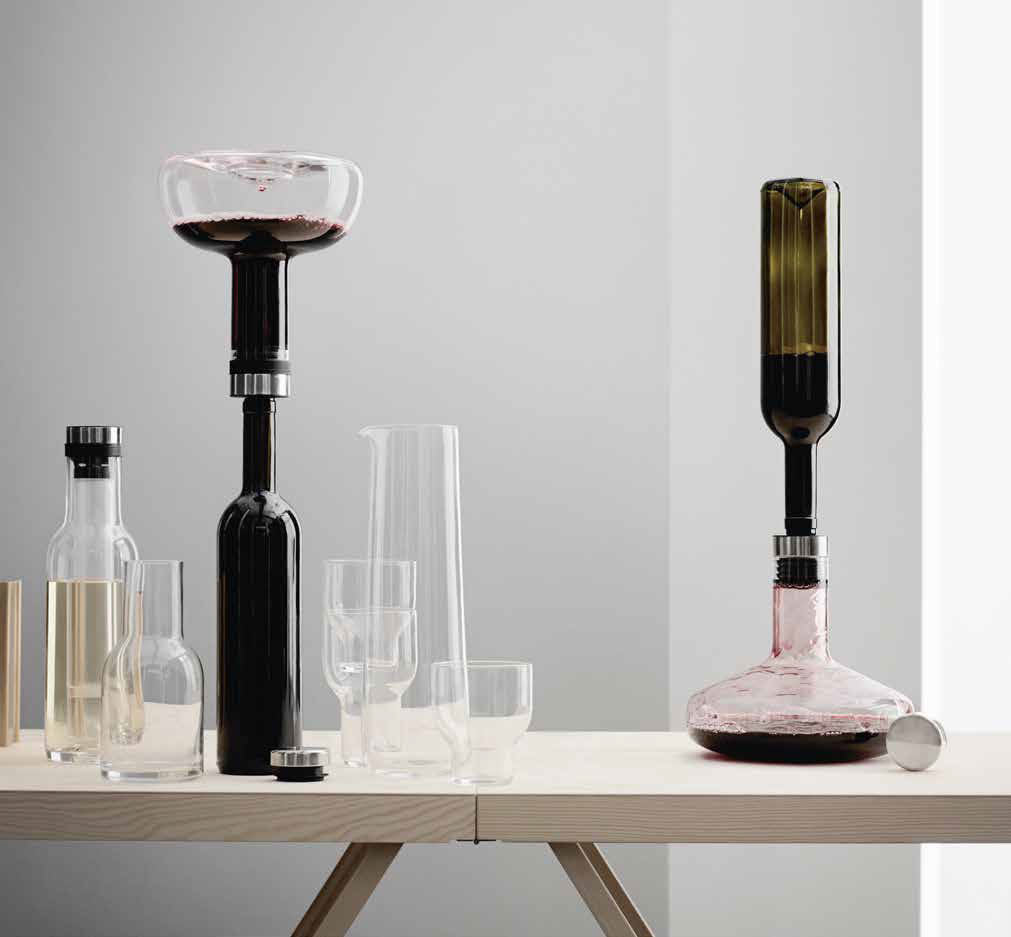Wine Breather design by Menu