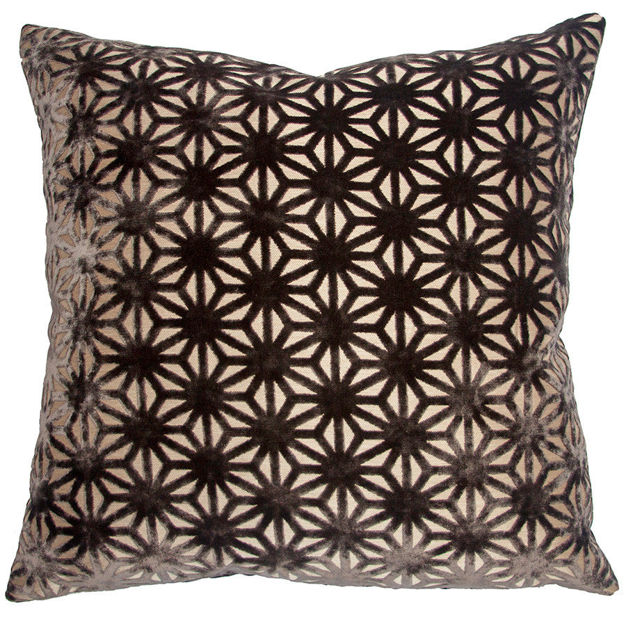 Milan Stars Pillow in various sizes design by Square feathers