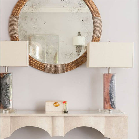 Alexander Mirror design by Made Goods