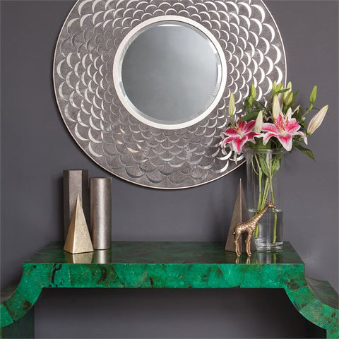 Natalie Mirror design by Made Goods