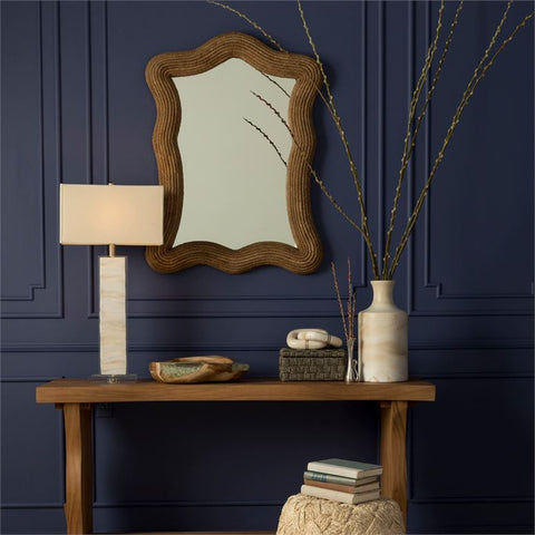 Weatherley Mirror design by Made Goods