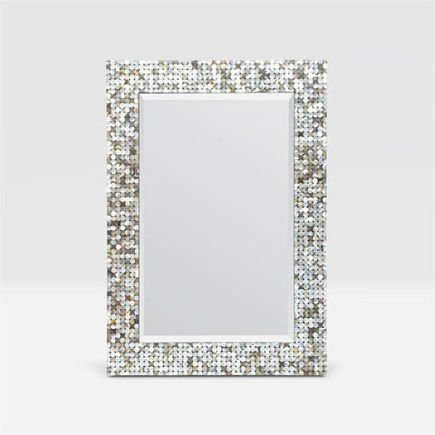 Zale Mirror design by Made Goods