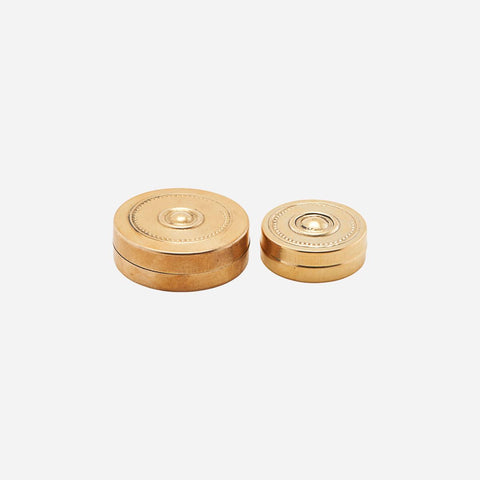 Storage Mini - Small, Brass by Meraki