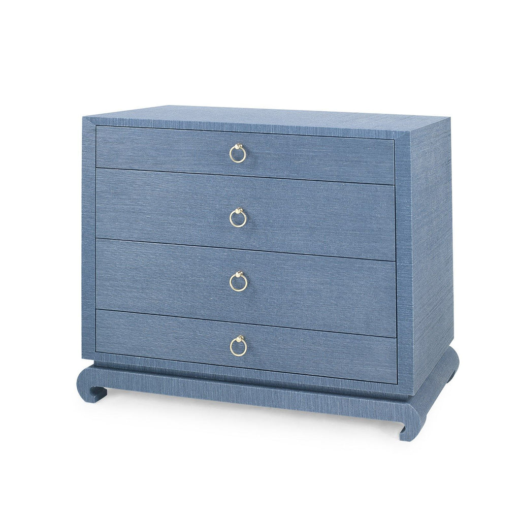 Ming Large 4-Drawer in Various Colors by Bungalow 5