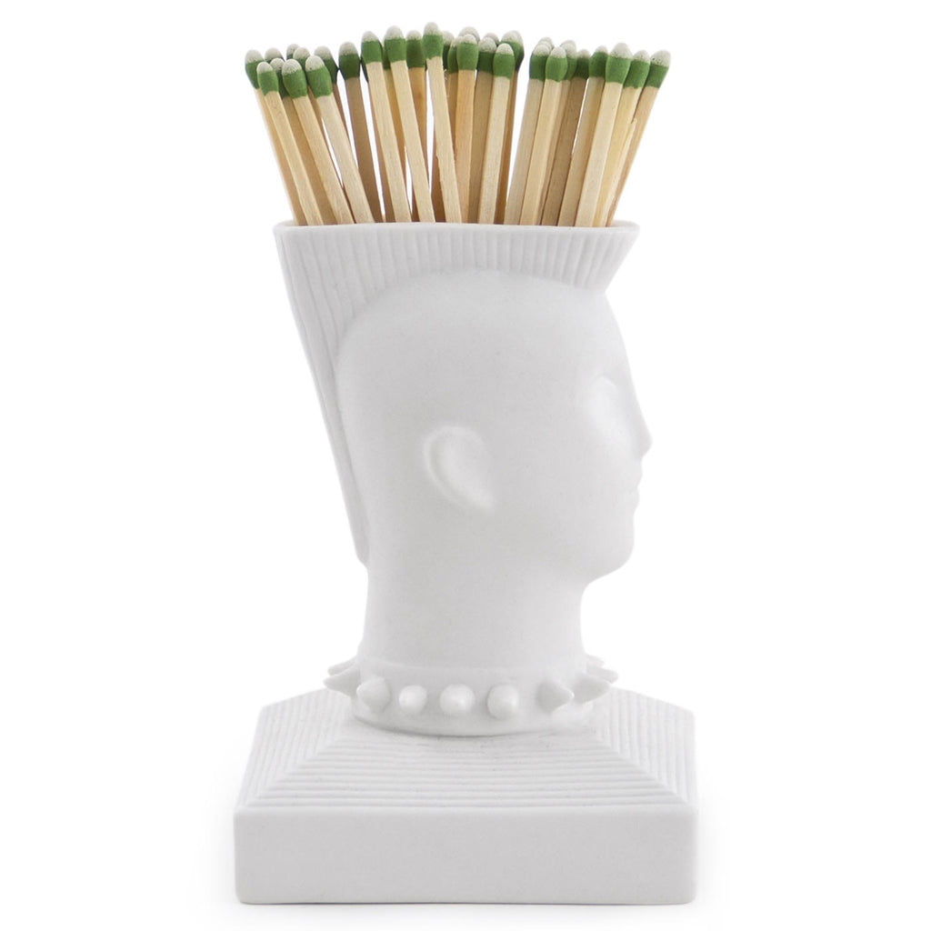 Mohawk Porcelain Match Strike