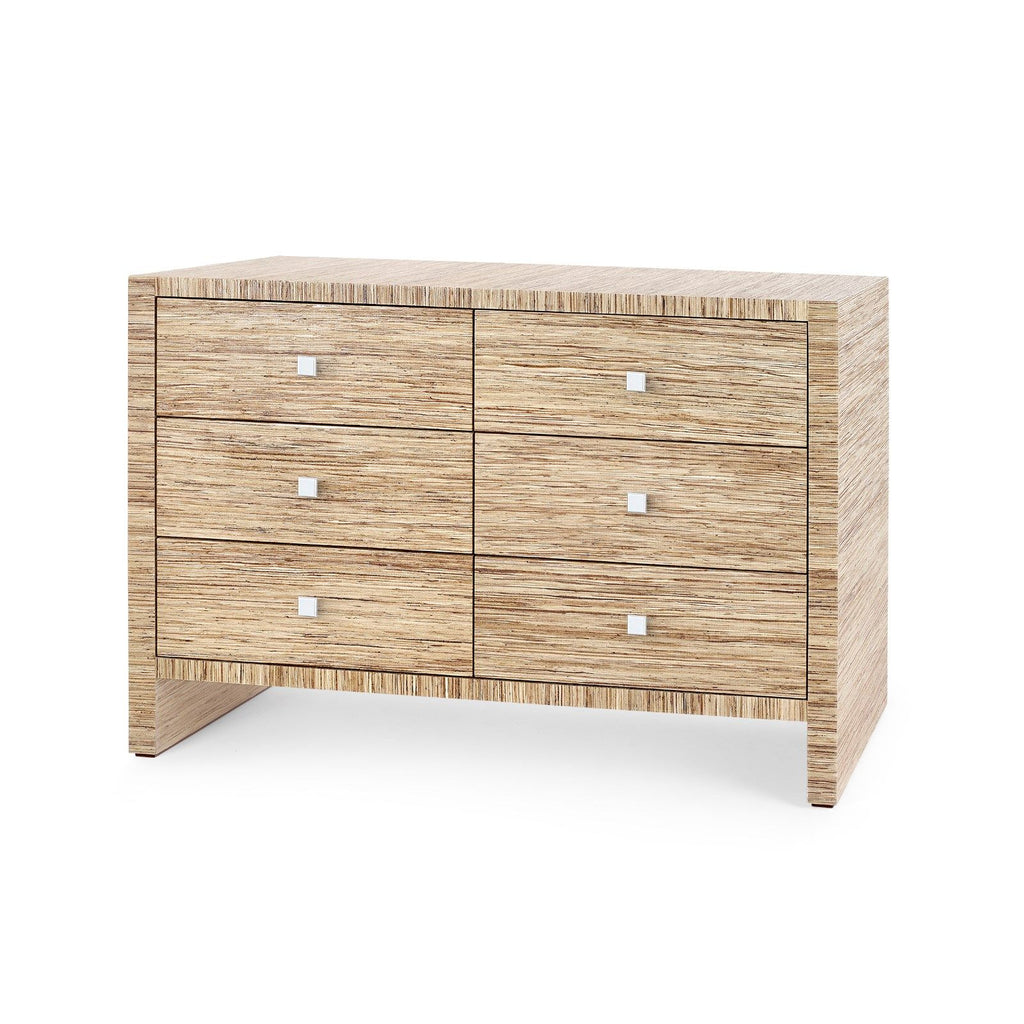 Morgan Papyrus Extra Large 6-Drawer by Bungalow 5
