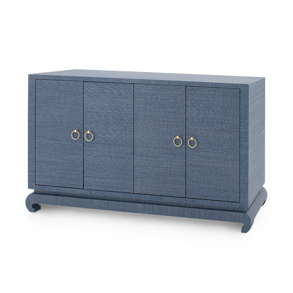Meredith 4-Door Cabinet in Various Colors by Bungalow 5
