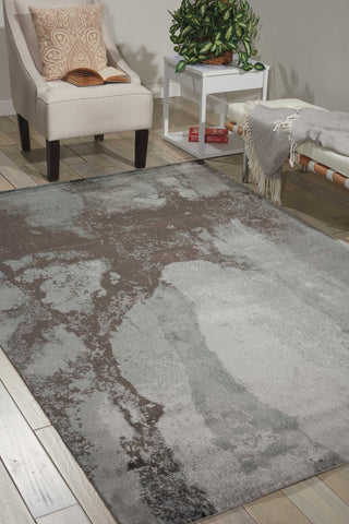 Twilight Rug in Sea Mist by Nourison