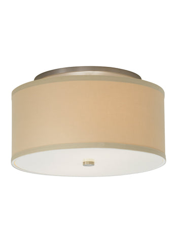 Mulberry Large Flush Mount in Desert Clay by Tech Lighting