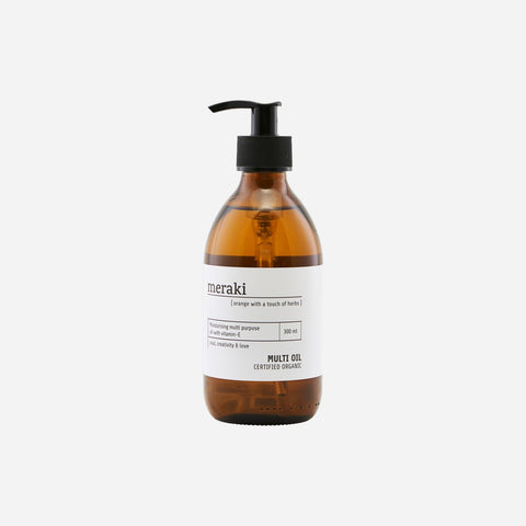 Meraki Multi Oil in Orange & Herbs
