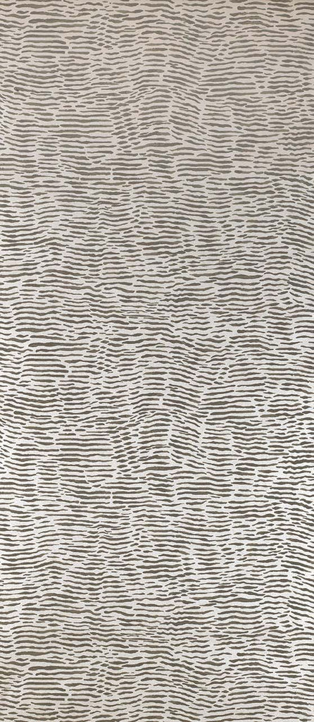 Arles Wallpaper in light brown from the Les Indiennes Collection by Osborne & Little