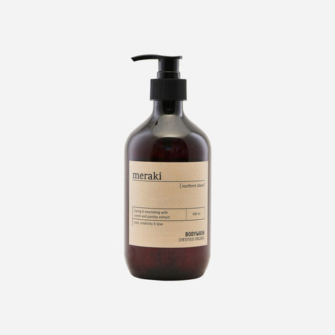 Meraki Body Wash in Northern Dawn