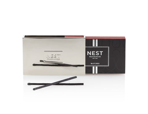 Silver Matchbox Holder design by Nest Fragrances