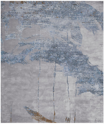 Neoshi Isley Hand Knotted Rug in Assorted Colors design by Second Studio