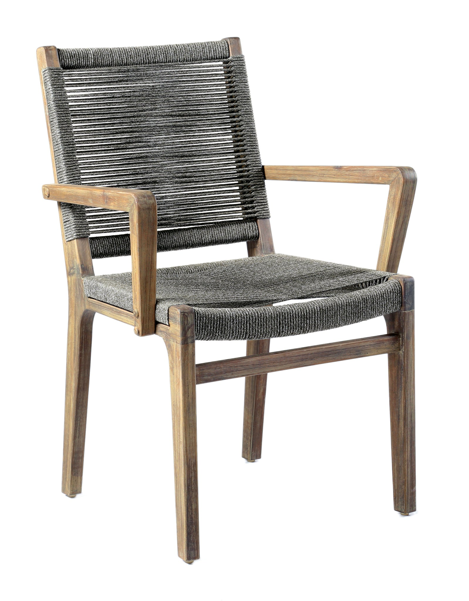 Set of 2 explorer oceans dining armchairs by bd outdoor