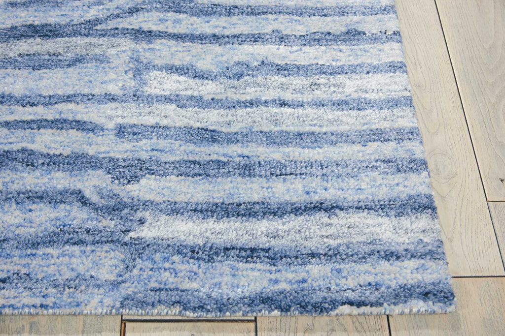 Gemstone Lapis Area Rug by Nourison