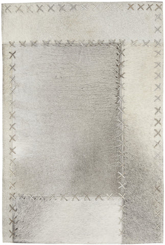 Northwest Rug in Grey by Calvin Klein