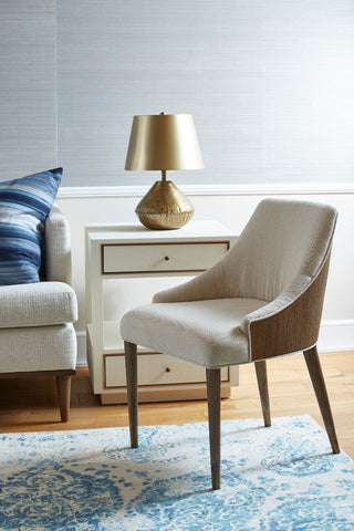 Orion Armchair in Driftwood design by Bungalow 5