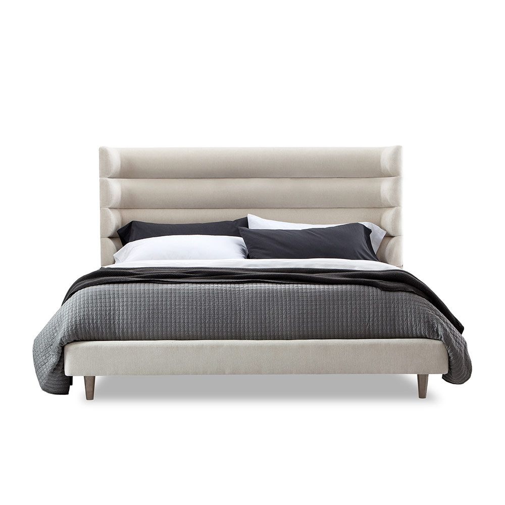 Ornette King Bed in Various Colors by Interlude Home