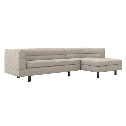 Ornette Right Chaise 2 Piece Sectional