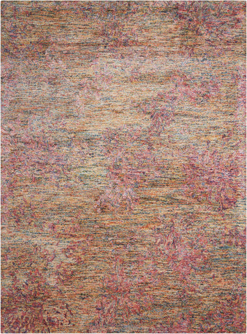 Gemstone Rug in Tourmaline by Nourison