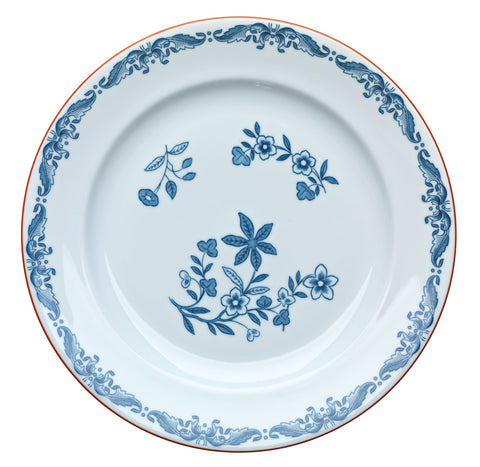 Ostindia Plate in Various Sizes Design by Anna Lerinder for Iittala