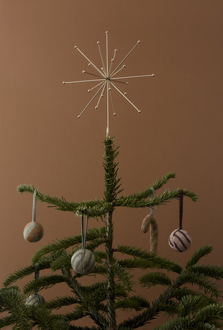 Christmas Ball - 3 Pcs/Set - Multi