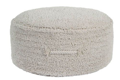 Chill Pouffe in Natural