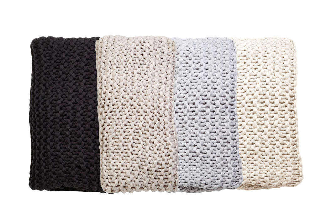 Finn Throw in Various Colors