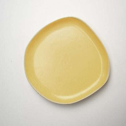Organic Side Plate Patty Pan design by Dassie Artisan