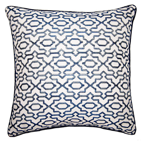 Pacific Ornate Pillow in various sizes design by Square feathers