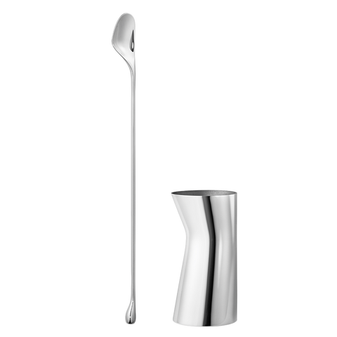 Sky Stirring Spoon and Jigger Set