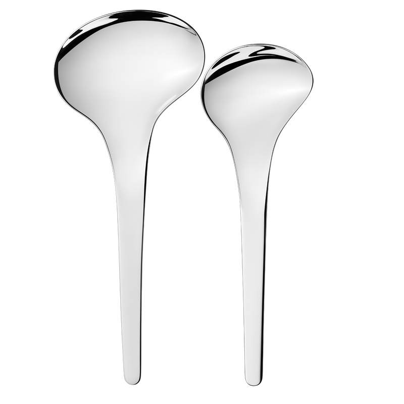 Bloom Serving Spoons, Set of 2