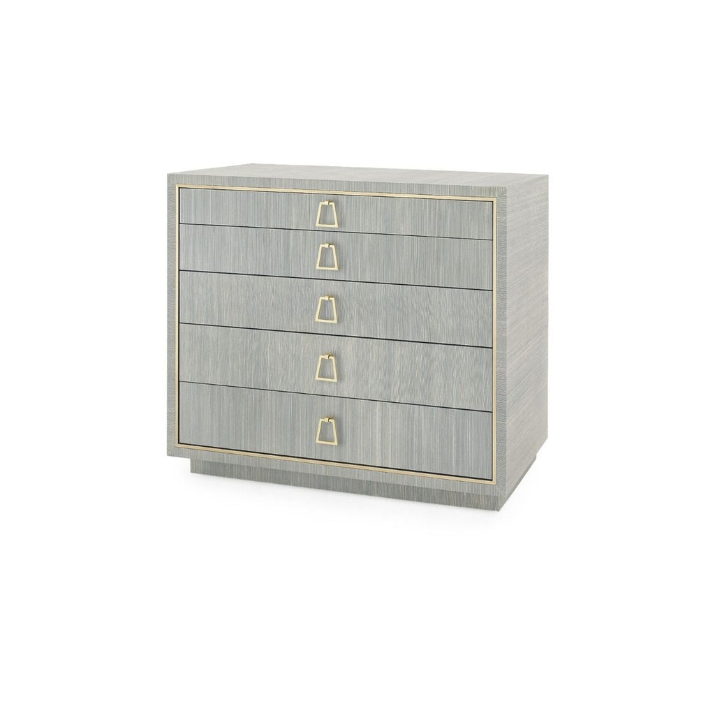 Parker Large 5-Drawer in Various Colors