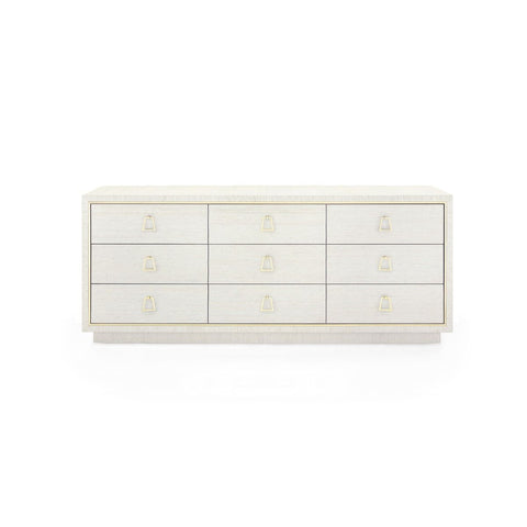 Parker Extra Large 9-Drawer