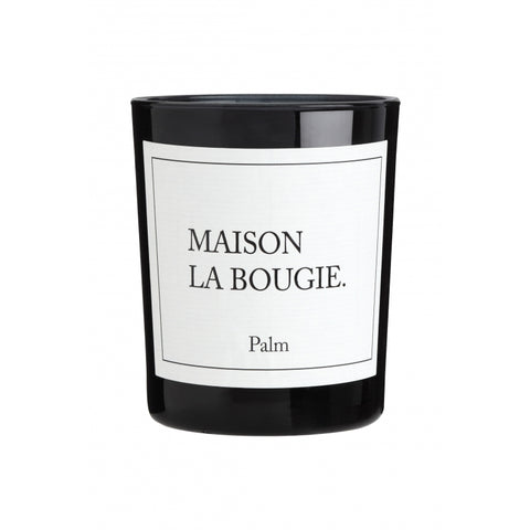 Palm Scented Candle