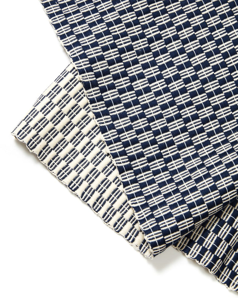 Panalito Runner in Indigo design by Minna