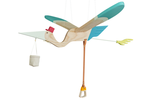 Stork Mobile by BD
