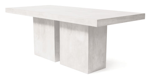 Perpetual Loire Dining Table in Various Colors by BD Outdoor