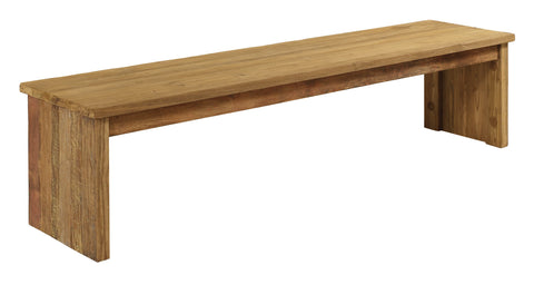 Perpetual Teak Par Bench by BD Outdoor
