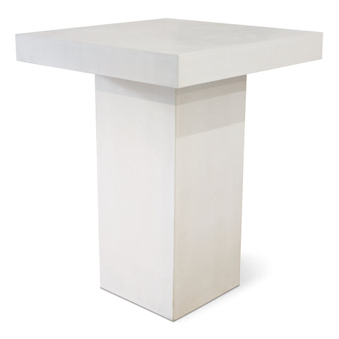 Perpetual Provence Bar Table in Various Colors by BD Outdoor