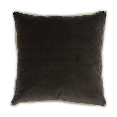 Banks Pillow in Mink design by Moss Studio