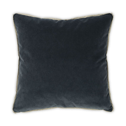 Banks Pillow in Ivy design by Moss Studio