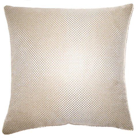 Plaza Woven Pillow in various sizes design by Square feathers