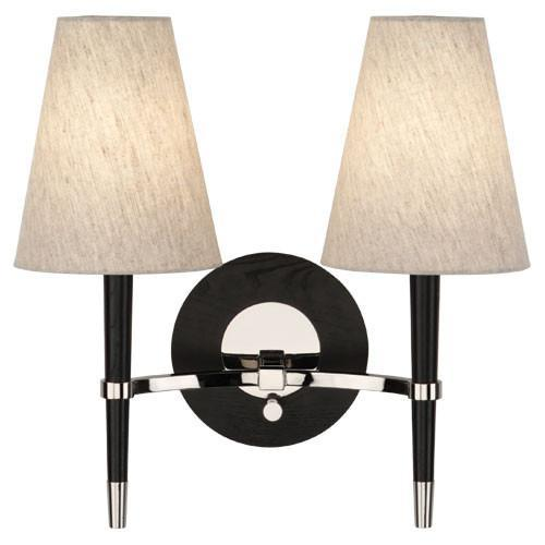 Jonathan Adler Collection Double Sconce design by Robert Abbey