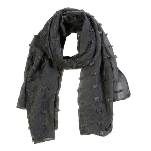Poppy Scarf in multiple colors by Pom Pom At Home