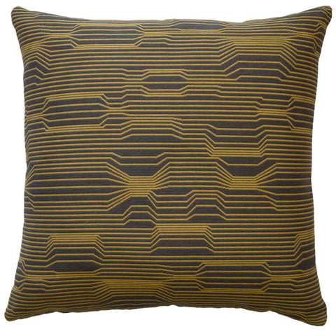 Prague Maze Pillow in various sizes design by Square feathers