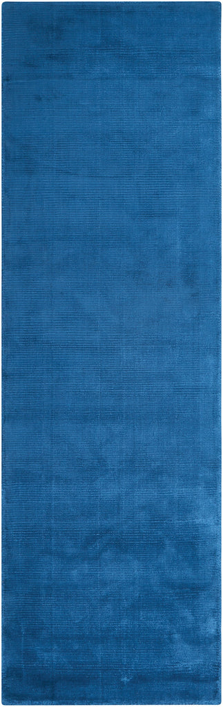 Lunar Rug in Klein Blue by Calvin Klein